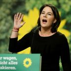 Promising renewal, Baerbock to run as German Greens chancellor candidate