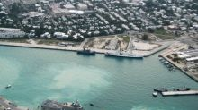Chinese man charged with taking photos of US Navy base