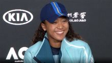 US Open champ Osaka's latest bizarre interview