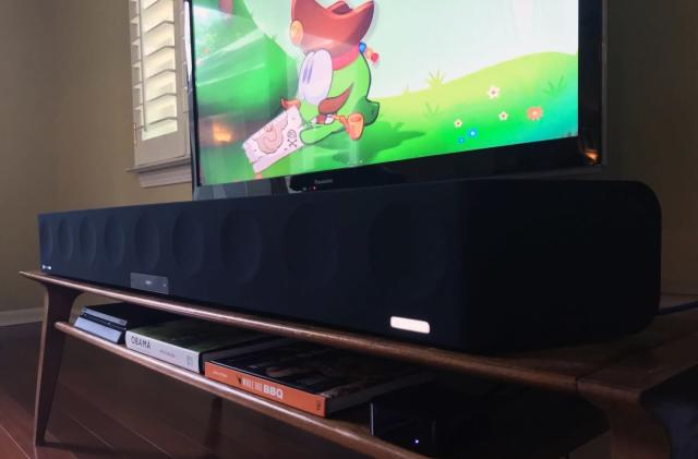 Sennheiser Ambeo Soundbar review: A full bag of tricks