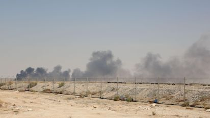 Iran denies U.S. accusation it attacked Saudi oil plant