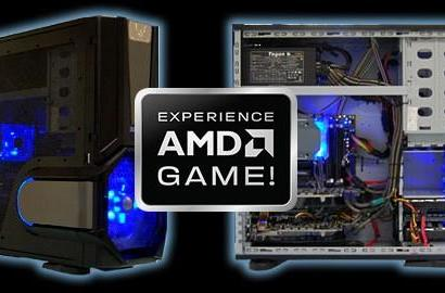 Vigor Gaming latches onto AMD's GAME! brand for new Force Recon SP desktop