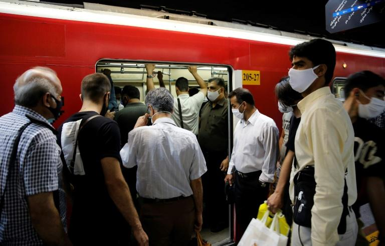 Iranian government spokesman Ali Rabiei on Monday bemoaned the lack of social distancing among people at holy sites and on public transport, as the country continues to combat the spread of the novel coronavirus