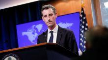 美國指拘捕民主派行動顯示國安法被用於遏制異見人士