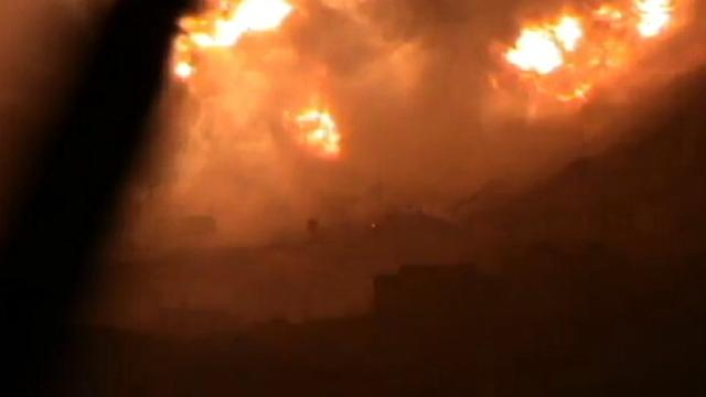 Syria Says Alleged Israeli Attack 'Opens Door to All Possibilities'