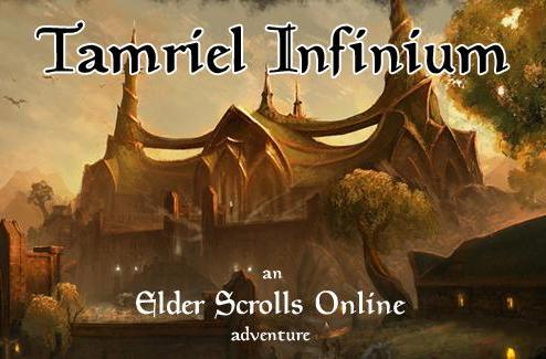 Tamriel Infinium: In which you're told that Elder Scrolls Online kicks ass