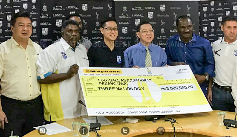Zainal tasked with Penang's Super League survival