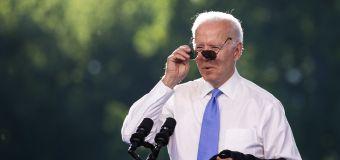 'We're not old friends': Biden snaps at Fox News reporter