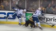 Maple Leafs hit hard by Kadri's three-game suspension