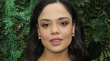 You're gonna want to see this delightful meme starring Tessa Thompson and … goats