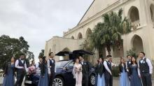 5大特色結婚花車推介!Tesla、餓靚之Van、古董車、Land Rover哪種最受歡迎?