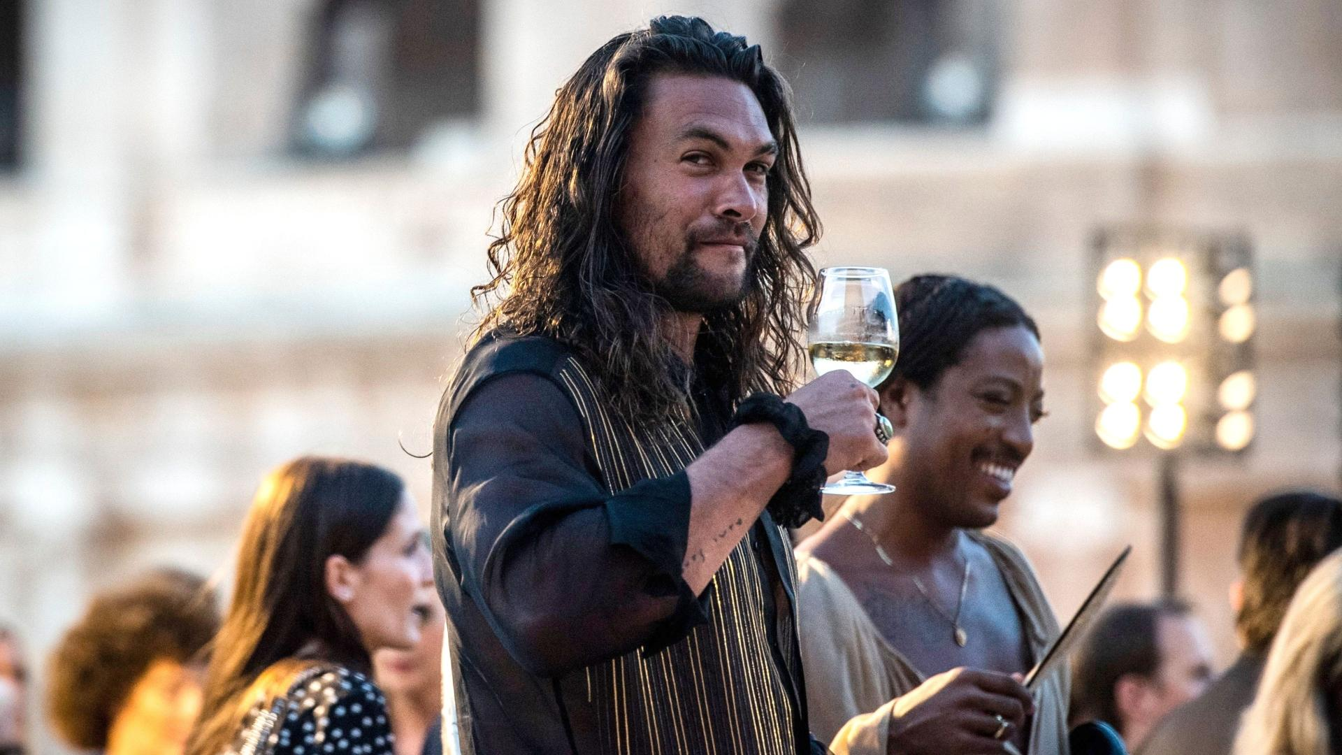 Game Of Thrones Star Jason Momoa Says His New Series Is Better