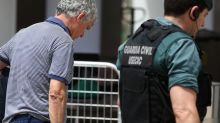 Spain to replace arrested soccer federation boss