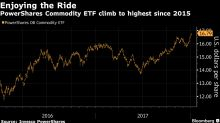Top Commodity ETF Rewards Investors With Record Rally