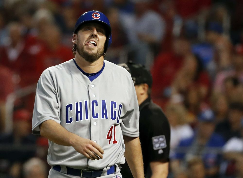 The Cubs turned hateable just one year after winning the World Series? (AP)