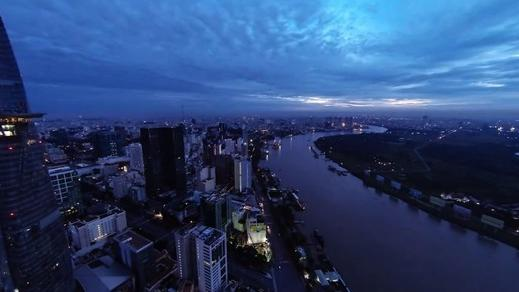 Time Lapse Shows the Beauty of Ho Chi Minh City