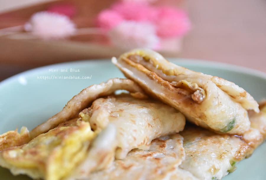 台中文華高中蛋餅 傳統古早味早餐03