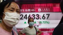 World shares mixed after Asian markets track Wall St rally