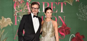 Colin Firth splits from wife after 22 years of marriage