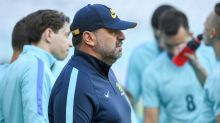 Ange's future interlinked with Socceroos