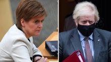 Michael Gove insists Boris Johnson's trip to Scotland is 'essential' despite Sturgeon opposition