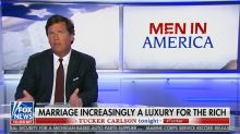 Tucker Carlson says women making more money leads to 'drug and alcohol abuse'