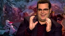 Josh Gad explains how 'Olaf's Frozen Adventure' bridges the gap between 'Frozen' and 'Frozen 2'