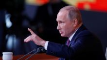 Putin says will run as independent candidate for new Kremlin term