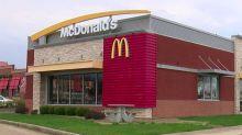 McDonald's staffer accused of killing co-worker inside restaurant
