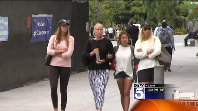 Santa Monica College Reopens After Deadly Rampage