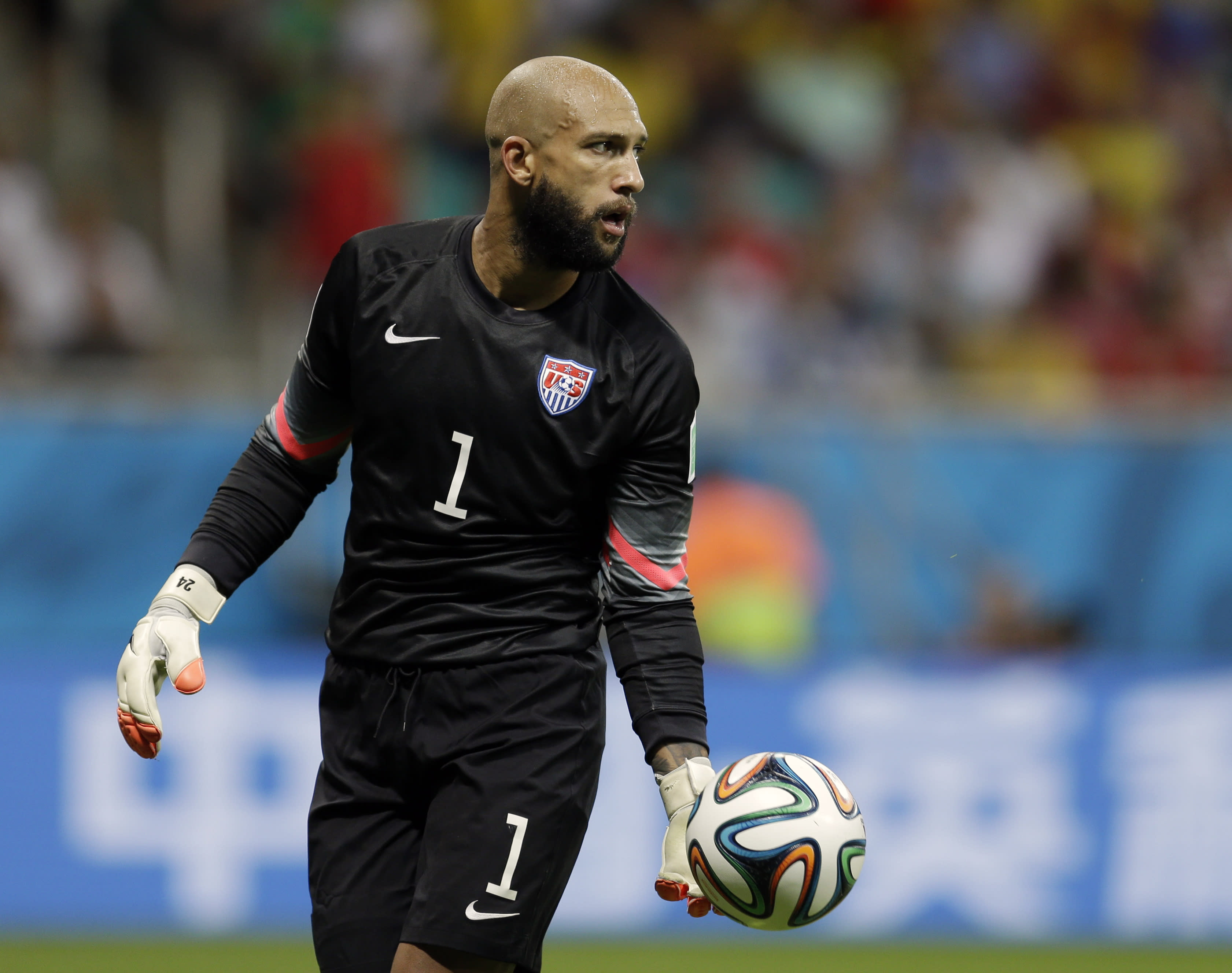 a222575f4 Tim Howard to retire after the 2019 MLS season