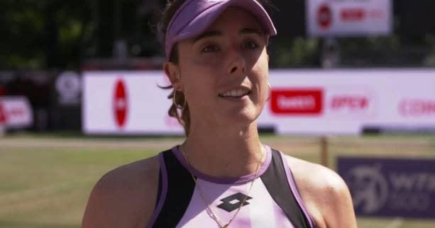 <b>Tennis</b> - WTA - Berlin - Alizé Cornet, qualifiée pour les quarts de finale du tournoi de Berlin ...
