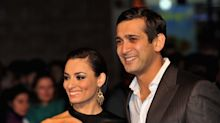 'Strictly Come Dancing's Flavia Cacace and Jimi Mistry swap dancefloor for farm
