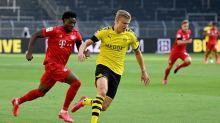 Das beeindruckt Haaland bei Bayern