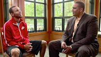 Stephen Curry interview with Marc Spears