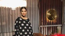 Sonam Kapoor is the latest celebrity guest to visit Gauri Khan's design store, view PICS