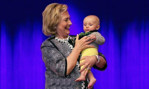 Chelsea clinton s baby could be the next secretary of state according