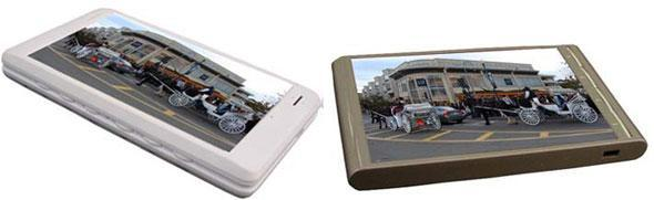 Sungale introduces 4.3-inch Kula: the WiFi-enabled portable TV
