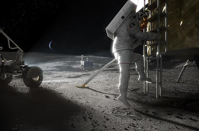 NASA names the astronauts eligible for early Artemis Moon missions