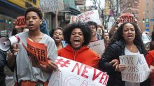 Students across US walk out of class to protest gun violence