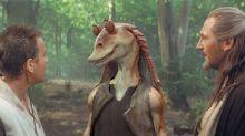 ¡¿Cómo?! ¿Jar Jar Binks reaparecerá en Star Wars: Los últimos Jedi?