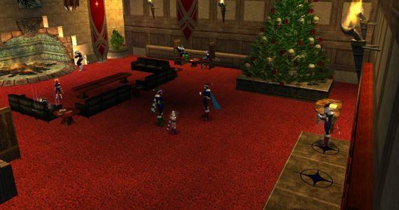 City of Heroes announces holiday contest winners
