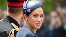 The Duchess of Sussex has been nominated for a top fashion award