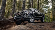 Off-Road-Oriented GMC Sierra AT4 Gains a Performance Package with More Power
