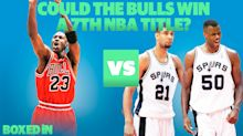 Boxed In: Could the Chicago Bulls have won a 7th NBA title?