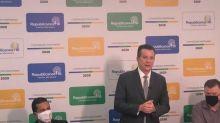 Bolsonaro diz que poderá se envolver nas campanhas de São Paulo, Manaus e Santos