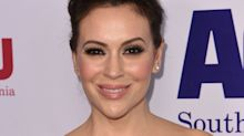 Alyssa Milano, Patricia Arquette slam 'pathological liar' Trump over abortion remarks