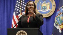 New York attorney general unveils investigation into Trump company's finances