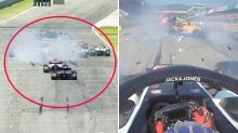 'Worst I've ever seen': F1 world stunned by 'horrific' carnage