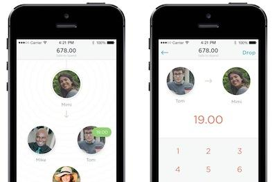 Simple teases iPhone instant personal money transfers with MoneyDrop